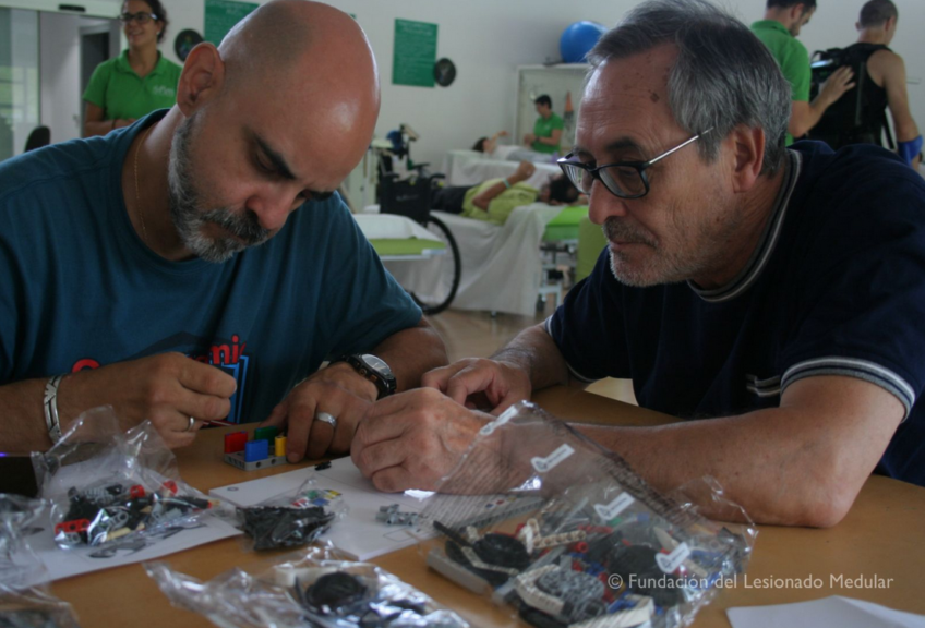 FLM y Fundación Vodafone España, juntos por la inclusión de las NNTT para las personas con lesión medular