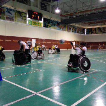 La FLM obtiene el bronce en el IV Campeonato de Quad Rugby por Selecciones Autonómicas