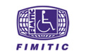 Logo FIMITIC (International Federation of Persons with Physical Disability)