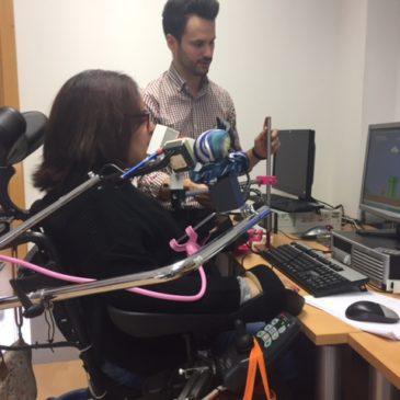 Impresión 3D por y para la lesión medular
