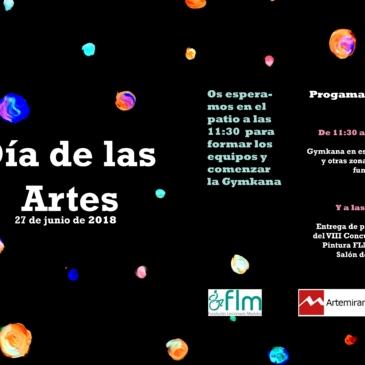 Dia de las ARTES 2018