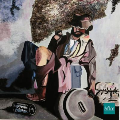 'Los Olvidados' de Antonia Molinero (1er Premio)