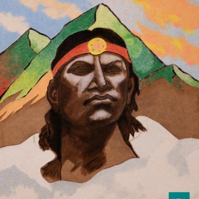 'Atahualpa, el Dios Inca' de José Miguel Tomalo (3er Premio)