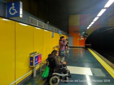 Transporte público y SR