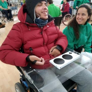 Gamificación y rehabilitación: ¿qué son los mandos accesibles?