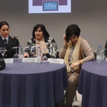 #8M en la FLM: Experiencias de mujeres en diferentes ámbitos, situaciones y pensamientos de la sociedad actual.