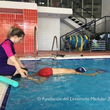 La hidroterapia como complemento rehabilitador
