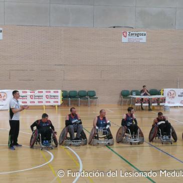 Final Four de la Liga Nacional de Rugby en Silla de Ruedas