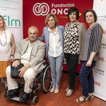 Fundación ONCE y la Fundación Lesionado Medular se unen para fortalecer el voluntariado entre las personas con discapacidad