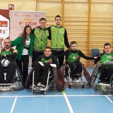 Rugby en silla de ruedas – Deporte en FLM