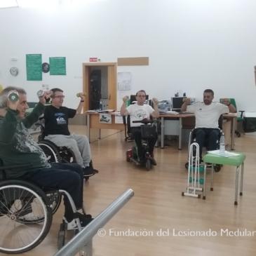 Ejercicio físico como terapia rehabilitadora