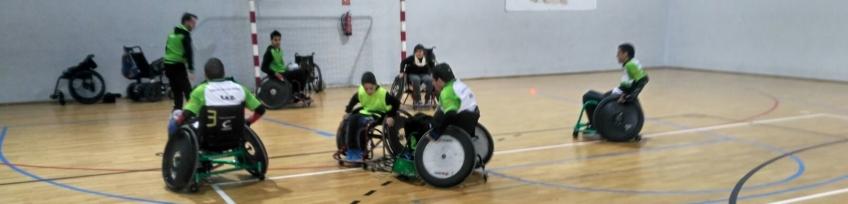 La Selección Española de Quad-Rugby debuta en Oviedo