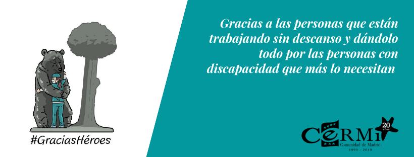 CERMI Madrid reclama una postura clara y contundente a favor del derecho a la vida de las personas con discapacidad