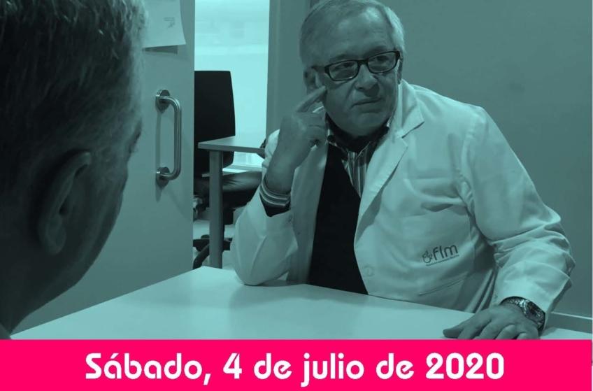 Unidad de NeuroUrología ¡pide tu cita para julio de 2020!