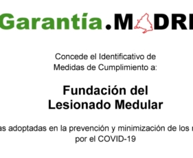 Identificativo Garantia Madrid