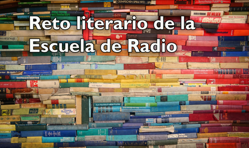 Reto literario de la Escuela de Radio