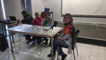 Cine con autor. María Guerra