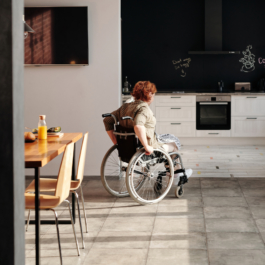La cocina: un entorno potencialmente accesible