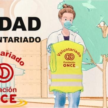 Fundación ONCE presenta su web de Voluntariado