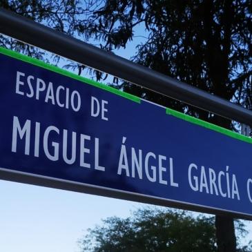 Opening of Miguel Ángel García Oca's Space