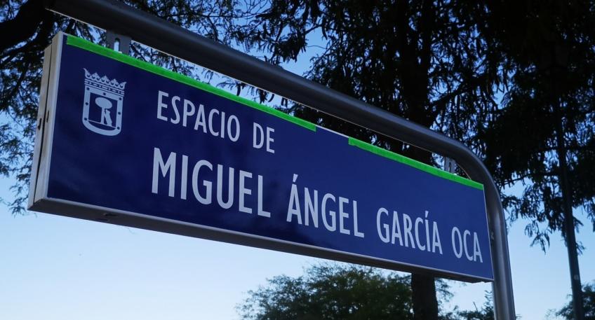 Espacio Miguel Ángel García Oca